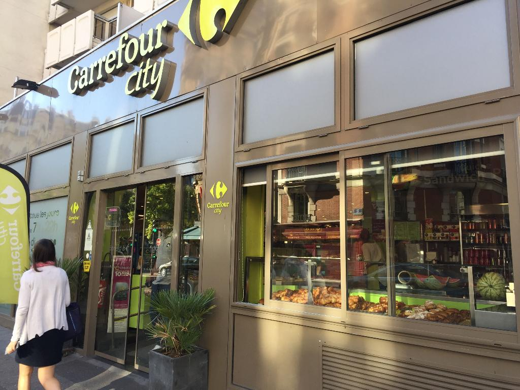 Carrefour city supermarch hypermarch 293 rue de - Carrefour ouvert dimanche paris ...