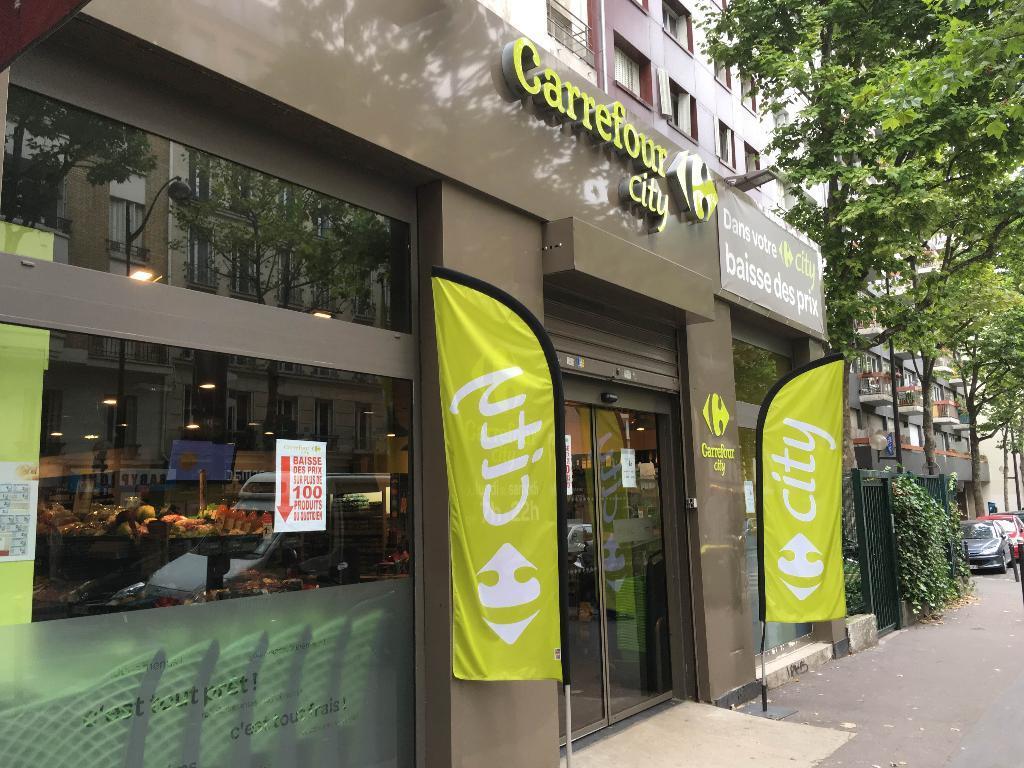 carrefour city supermarch hypermarch 175 avenue de clichy 75017 paris adresse horaire. Black Bedroom Furniture Sets. Home Design Ideas