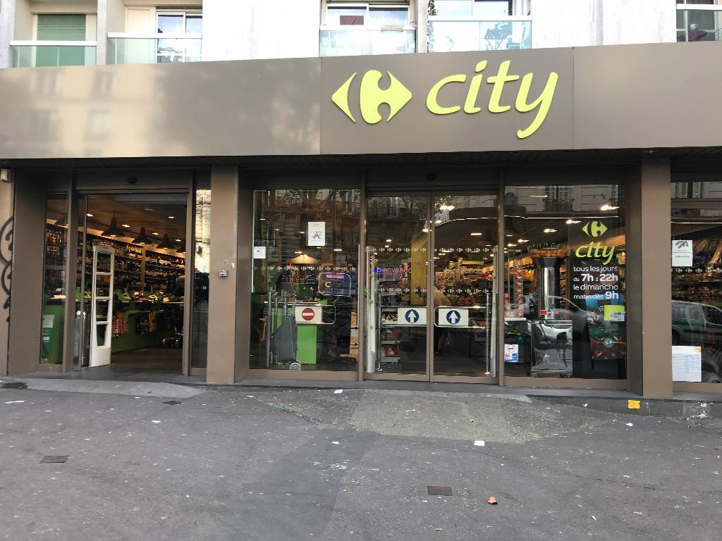 carrefour city supermarch hypermarch 88 rue de belleville 75020 paris adresse horaire. Black Bedroom Furniture Sets. Home Design Ideas