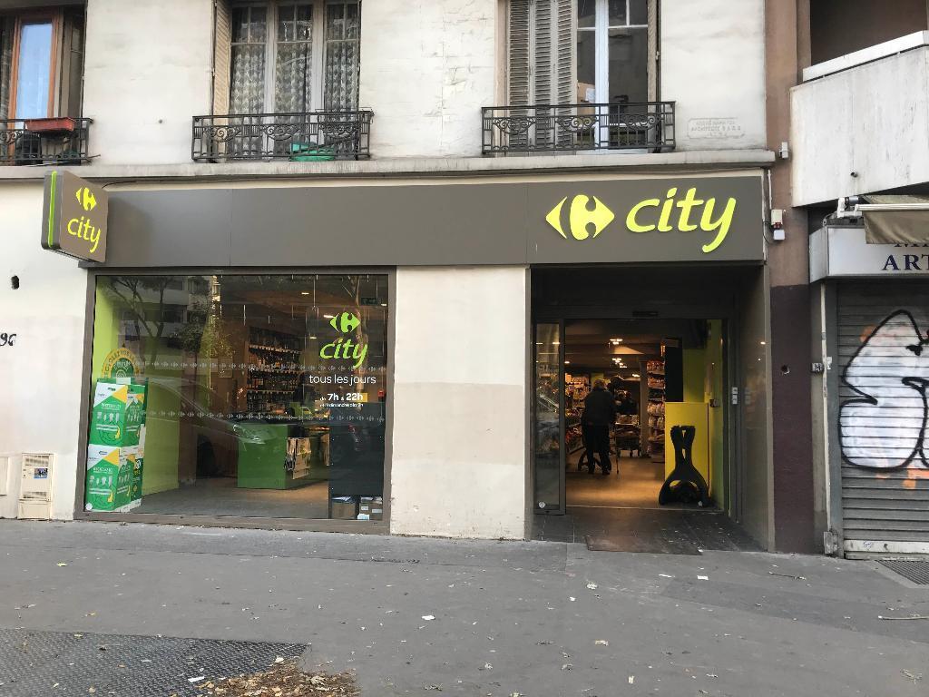 Carrefour city supermarch hypermarch 296 rue de - Carrefour porte de montreuil horaires ...