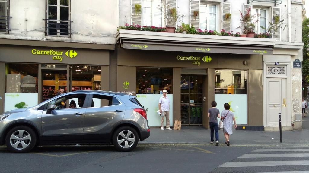 Carrefour city supermarch hypermarch 31 rue ramey - Carrefour ouvert dimanche paris ...