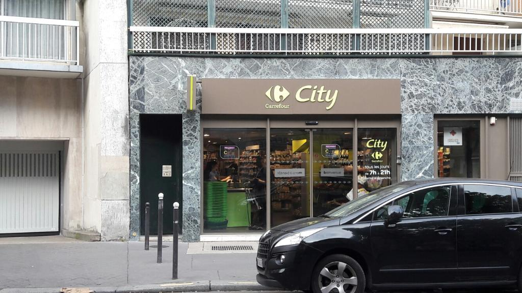 carrefour city paris cambronne supermarch hypermarch 81 rue cambronne 75015 paris. Black Bedroom Furniture Sets. Home Design Ideas
