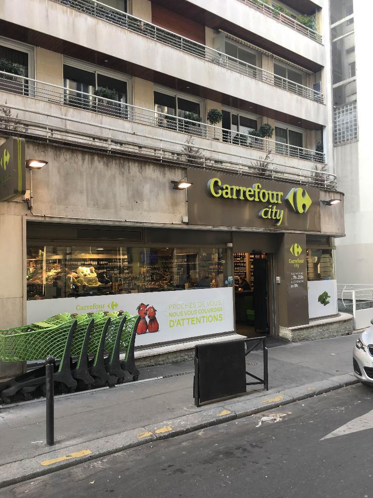 carrefour city supermarch hypermarch 6 rue saint didier 75016 paris adresse horaire. Black Bedroom Furniture Sets. Home Design Ideas