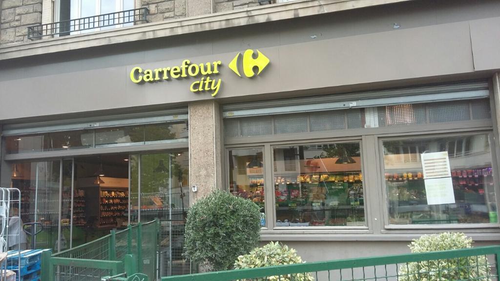 Carrefour city supermarch hypermarch 103 avenue - Carrefour porte de montreuil horaires ...