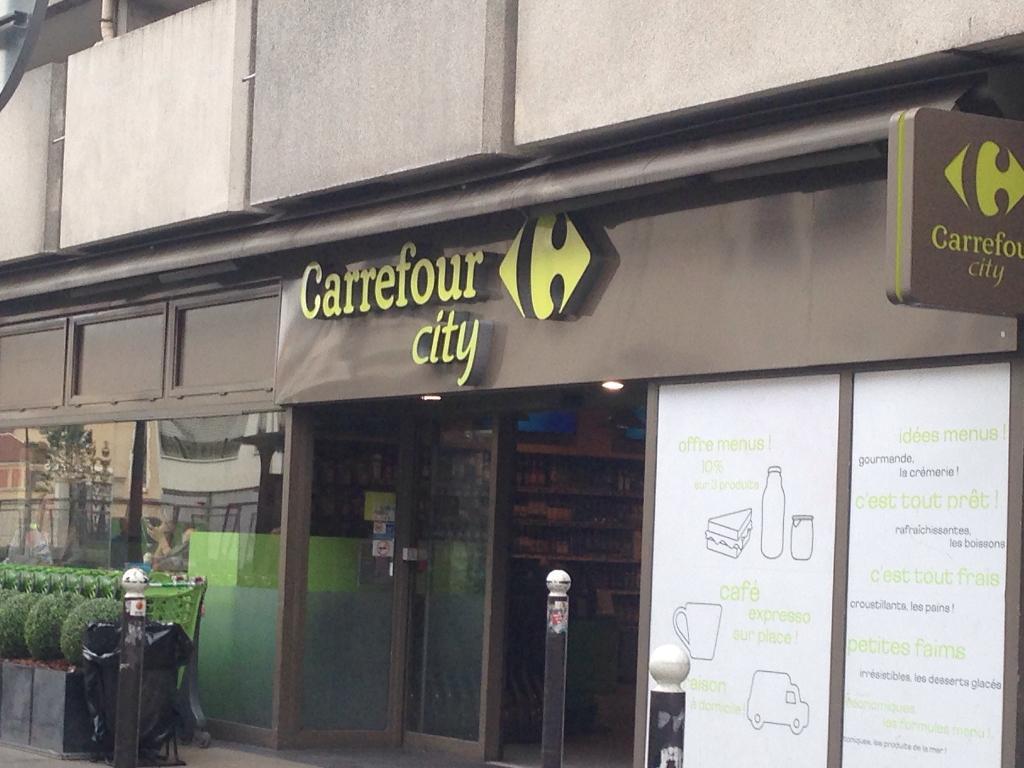 carrefour city paris s vres supermarch hypermarch 99 rue de s vres 75006 paris adresse. Black Bedroom Furniture Sets. Home Design Ideas