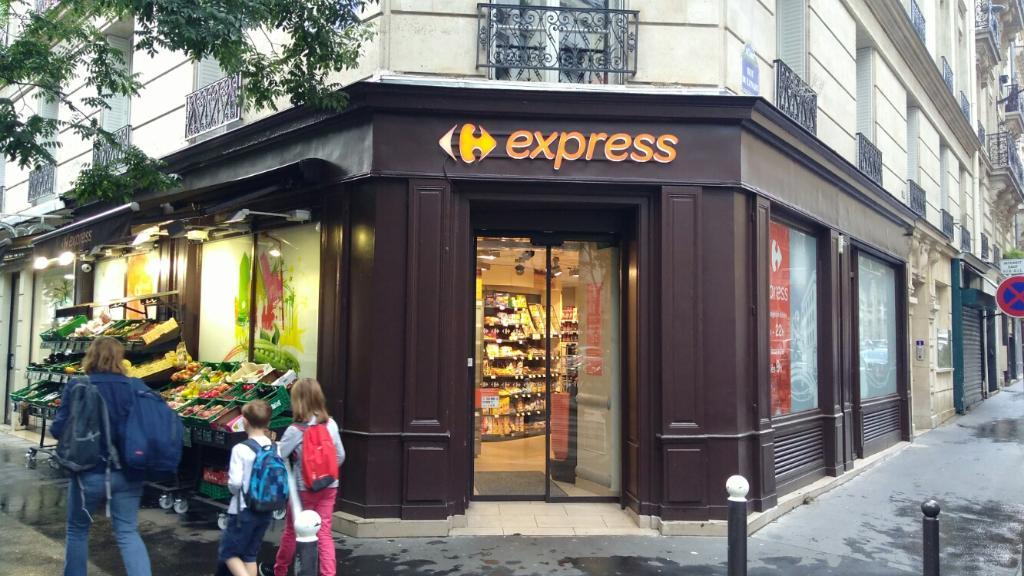 carrefour express paris al sia supermarch hypermarch 69 rue d 39 al sia 75014 paris adresse. Black Bedroom Furniture Sets. Home Design Ideas