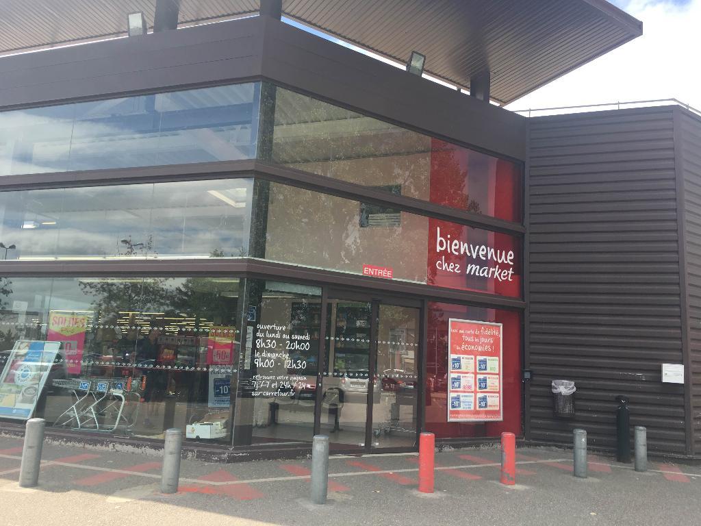 Carrefour Market Saint Andre Kaistalicitdisca