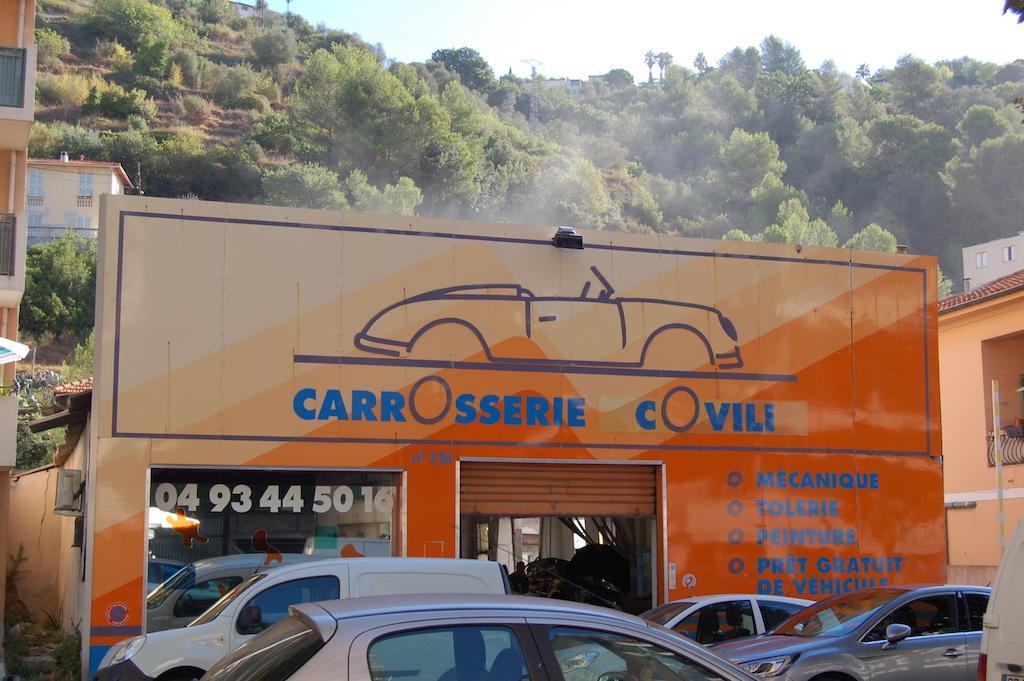 Carrosserie covili carrosserie et peinture automobile for Garage boulevard de la madeleine nice