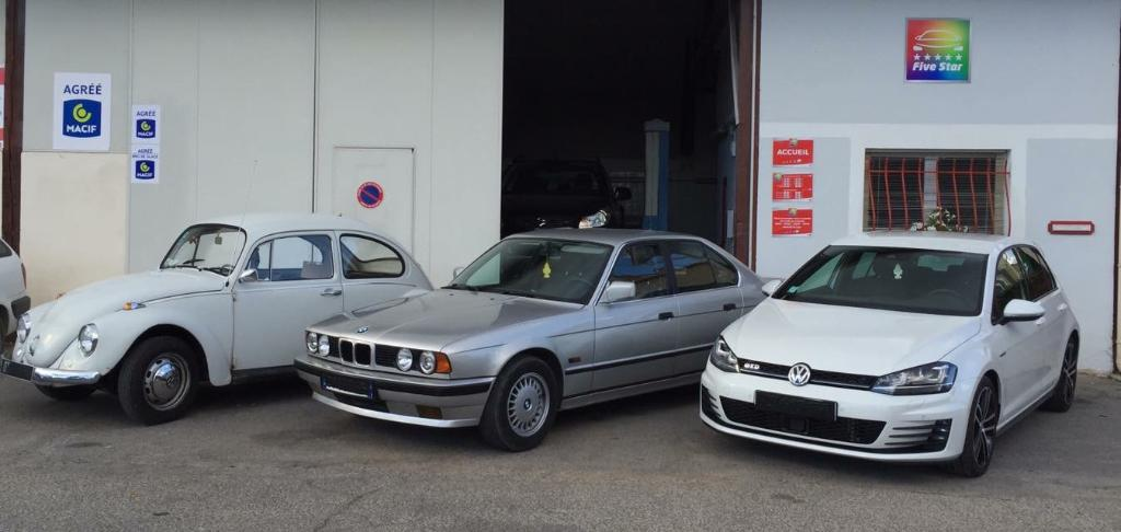 Carrosserie hoche carrosserie et peinture automobile for Garage citroen pertuis