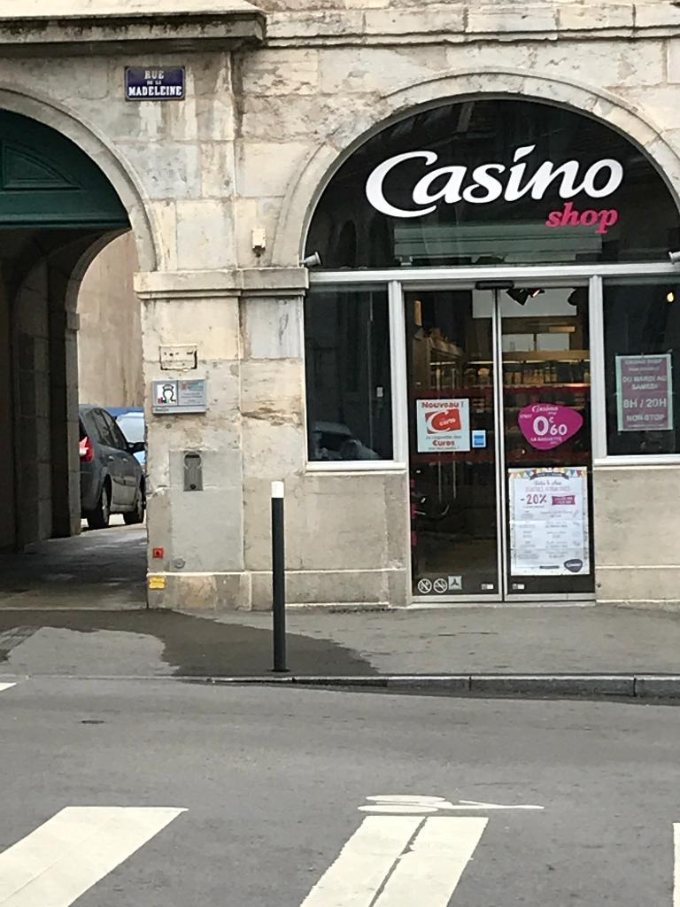 Rue des granges besançon casino