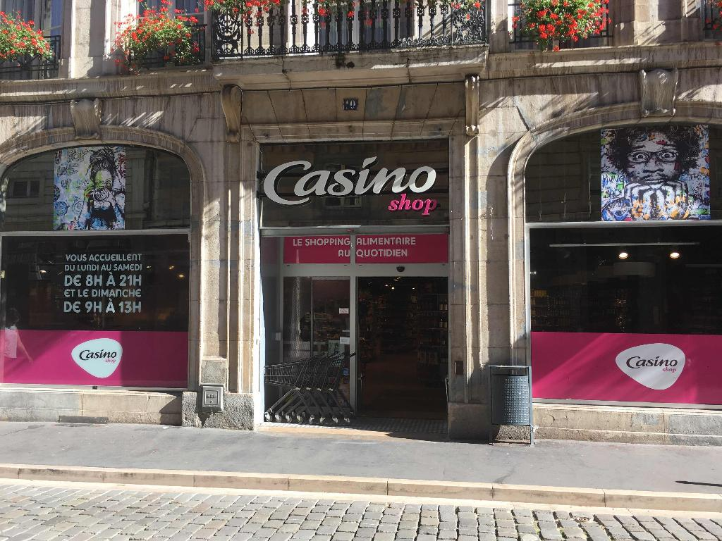 Casino shop supermarch hypermarch 10 rue moncey 25000 besan on adresse horaire - Piscine mallarme besancon horaire ...