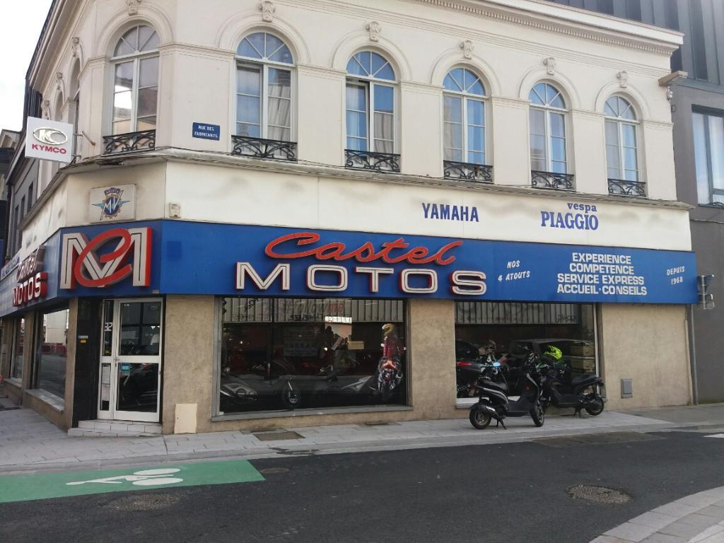 castel motos agent concessionnaire motos et scooters 32 rue du mar chal foch 59100 roubaix. Black Bedroom Furniture Sets. Home Design Ideas