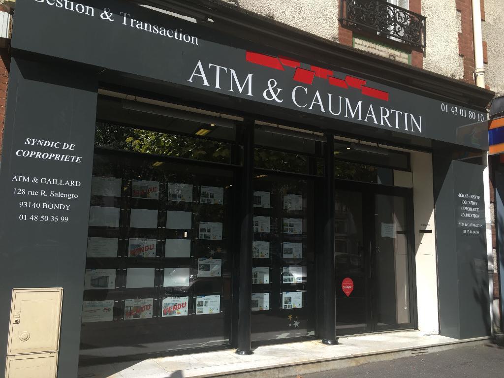 Caumartin jean luc agence immobili re 7 place du g n ral de gaulle 93340 le raincy adresse - Cabinet bougon le raincy ...