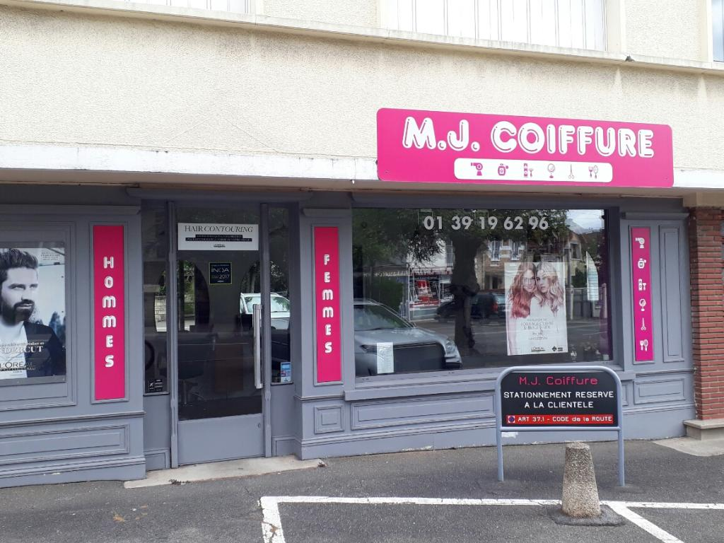 Mj coiffure conflans