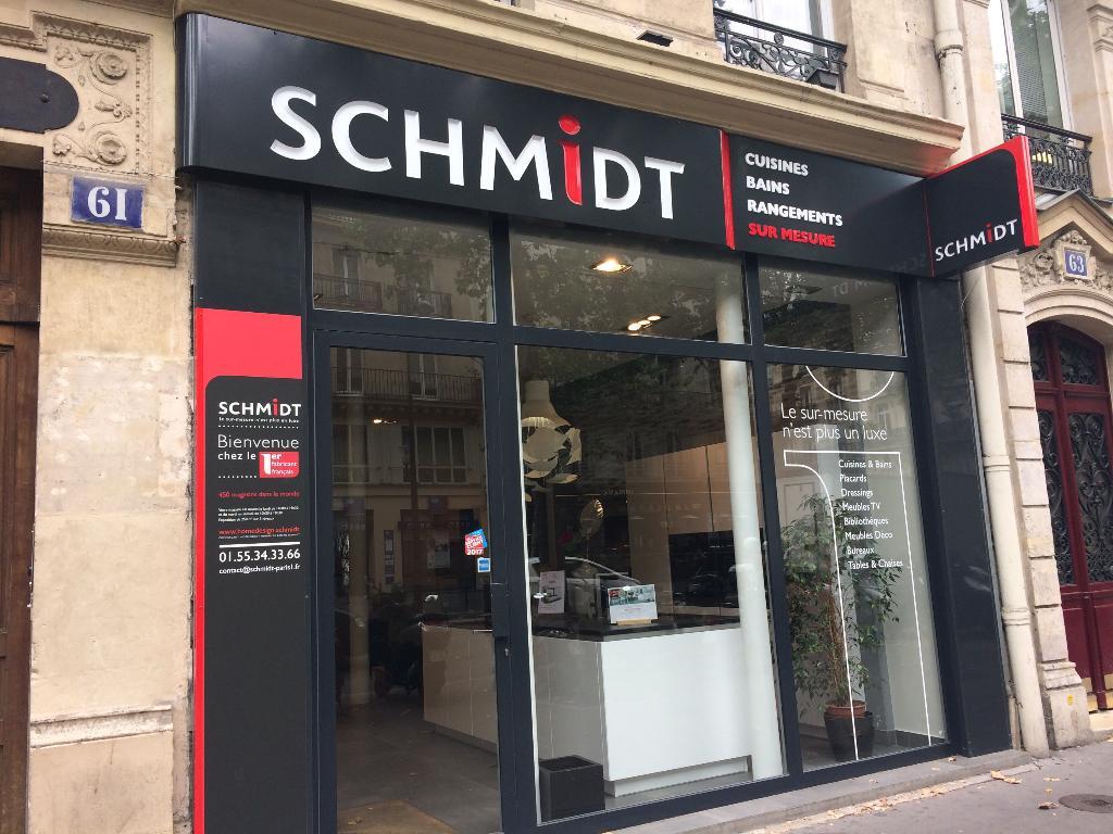 Schmidt CDG Design - Magasin De Meubles, 61 Boulevard Sébastopol 75001  Paris - Adresse, Horaire