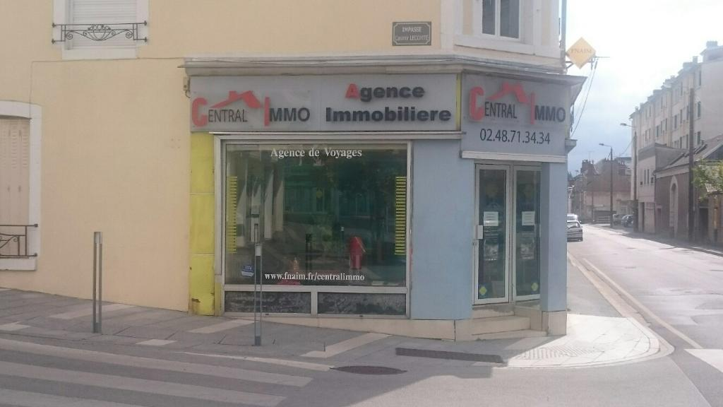 Central immo agence immobili re 57 rue gourdon 18100 for Agence immobiliere 57