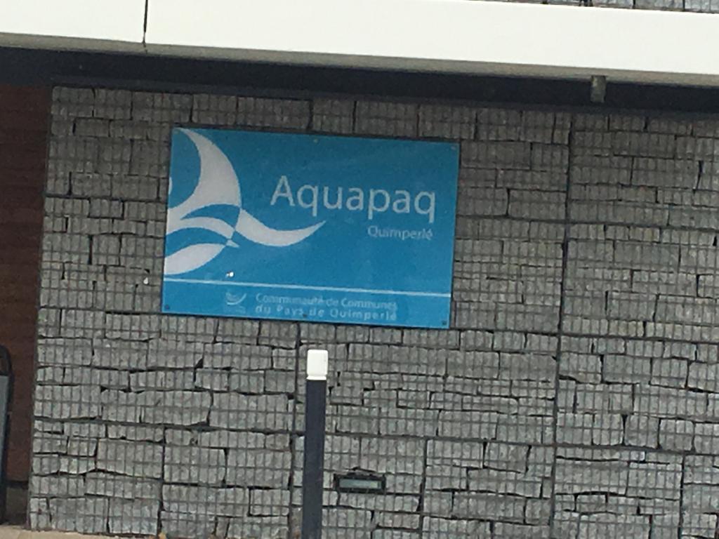 Piscine aquapaq quimperl for Piscine quimperle