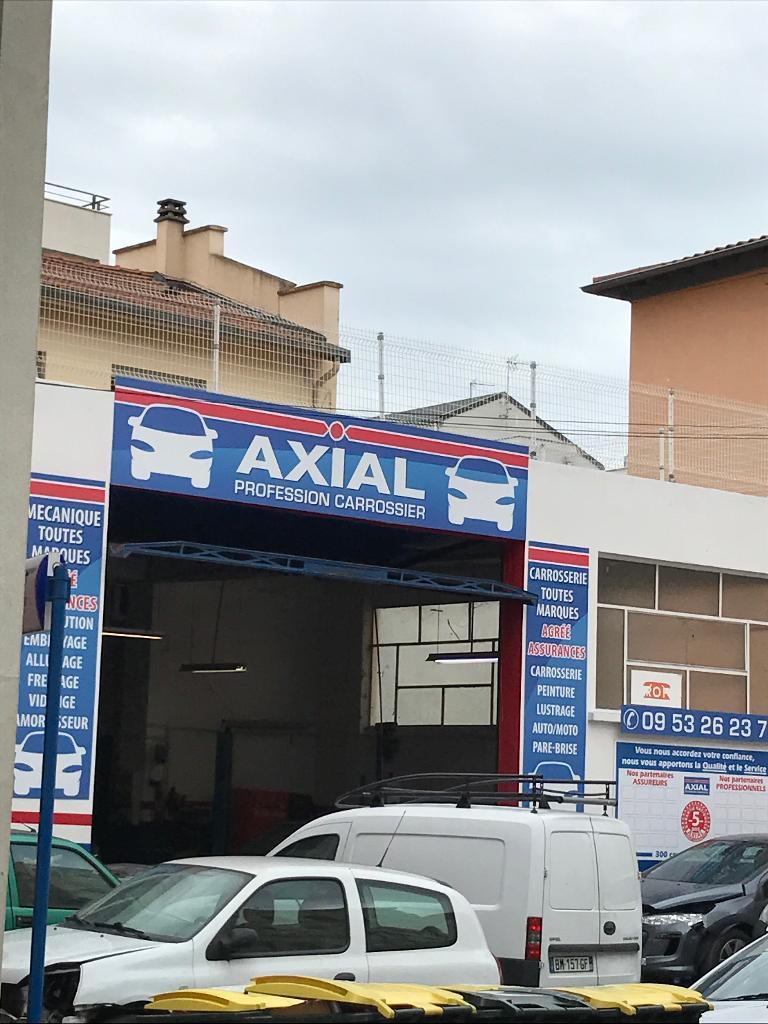 Centre auto blum r seau axial garage automobile 36 rue for Garage 123 automobile villeurbanne