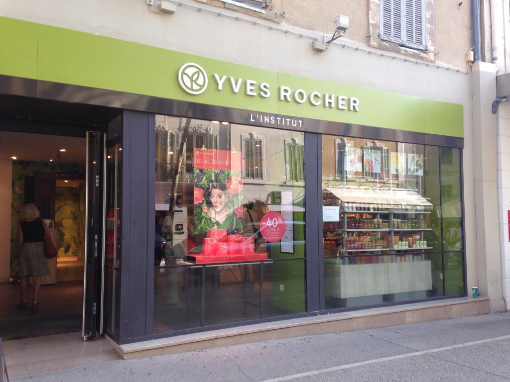 Yves rocher institut de beaut 69 cours victor hugo for Formule 1 salon de provence