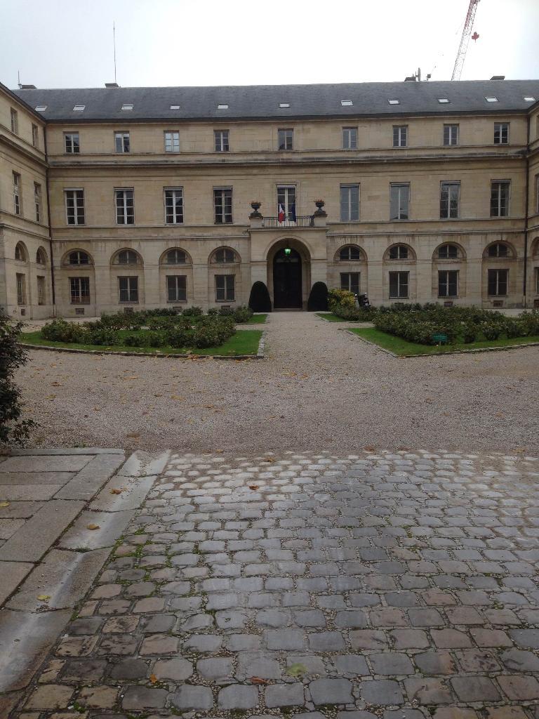 Cercle national des arm es h tel 17 rue descartes 75005 for Hotel design sorbonne paris 6 rue victor cousin 75005