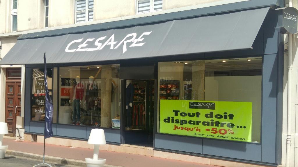 d1b14256bda Cesare Status Poitiers - Magasins de vêtement (adresse