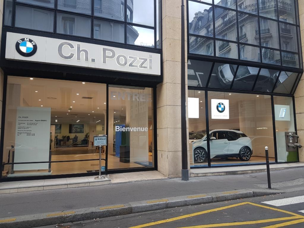 bmw et agent i ch pozzi concessionnaire automobile 55 rue pierre demours 75017 paris. Black Bedroom Furniture Sets. Home Design Ideas