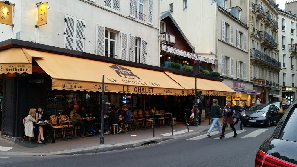 Restaurant Eme Paris