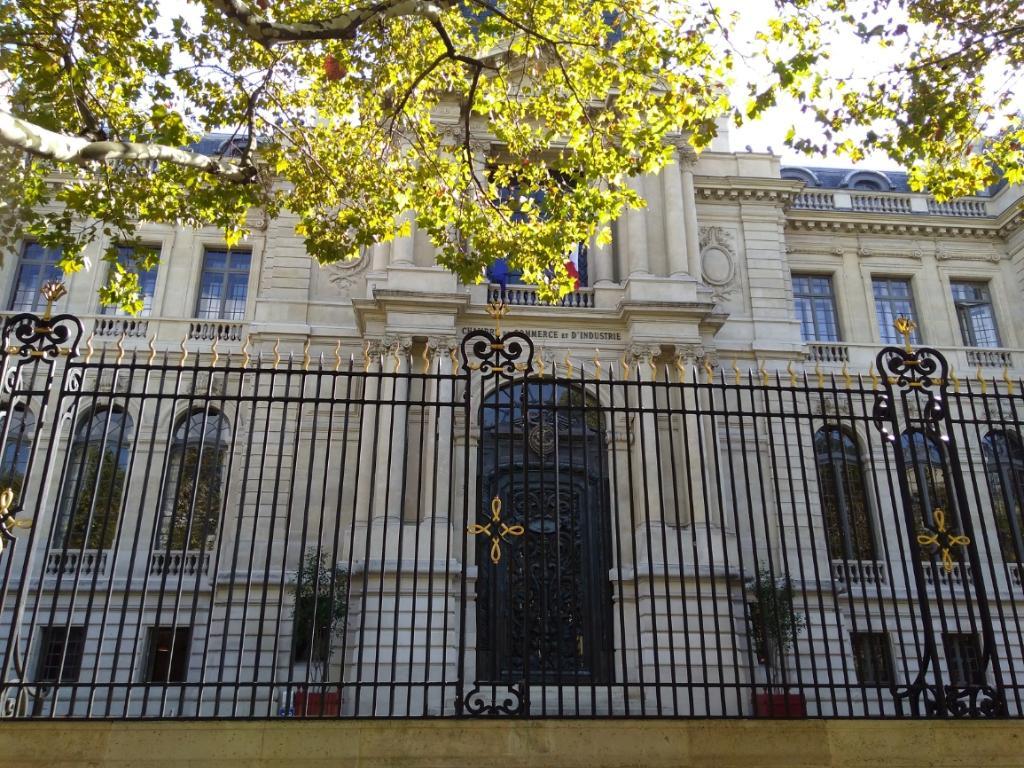 Chambre De Commerce Et D Industrie De Paris Paris Adresse