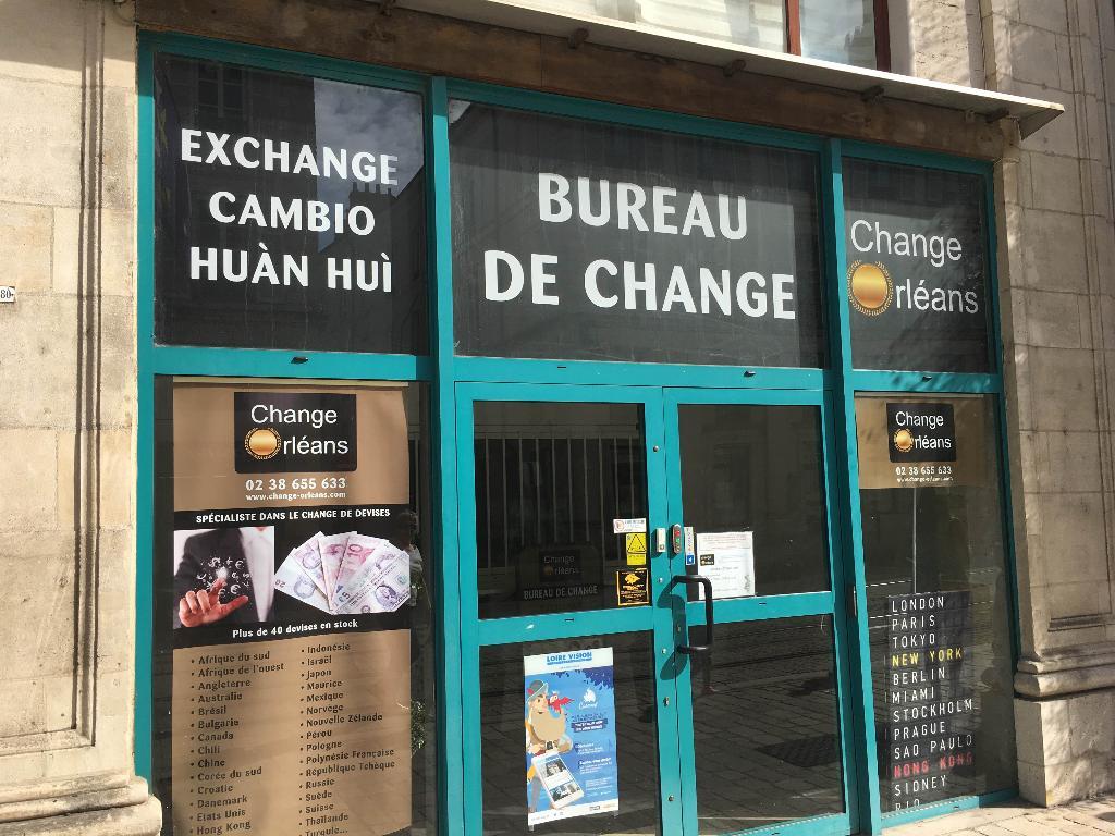 Change orléans bureau de change 20 rue jeanne darc 45000 orléans