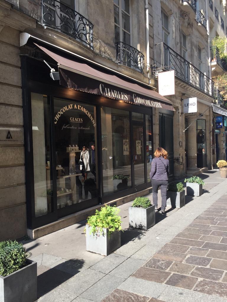 Charles chocolatier chocolatier confiseur 15 rue montorgueil 75001 paris - 15 rue des halles 75001 paris ...
