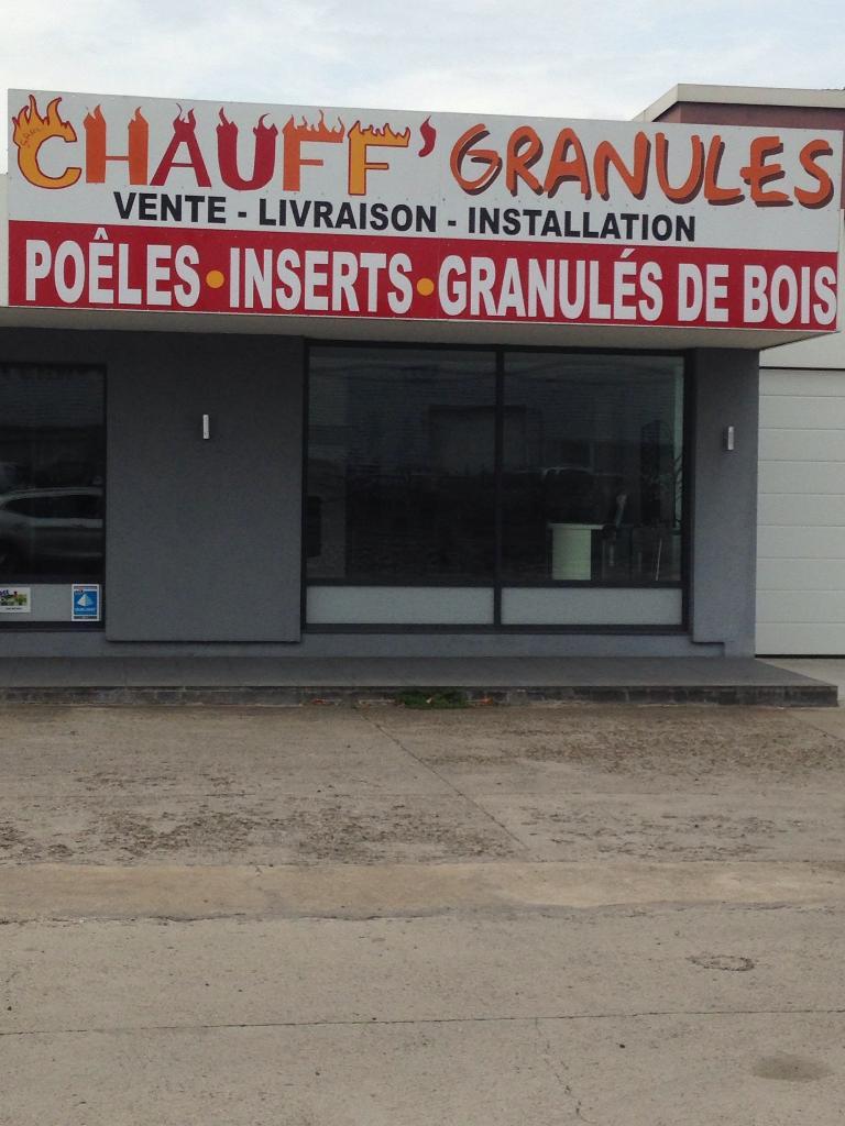 Chauff 39 granules mat riel de chauffage 16 bis avenue aubi re 63800 cournon d 39 auvergne - Garage cournon d auvergne ...
