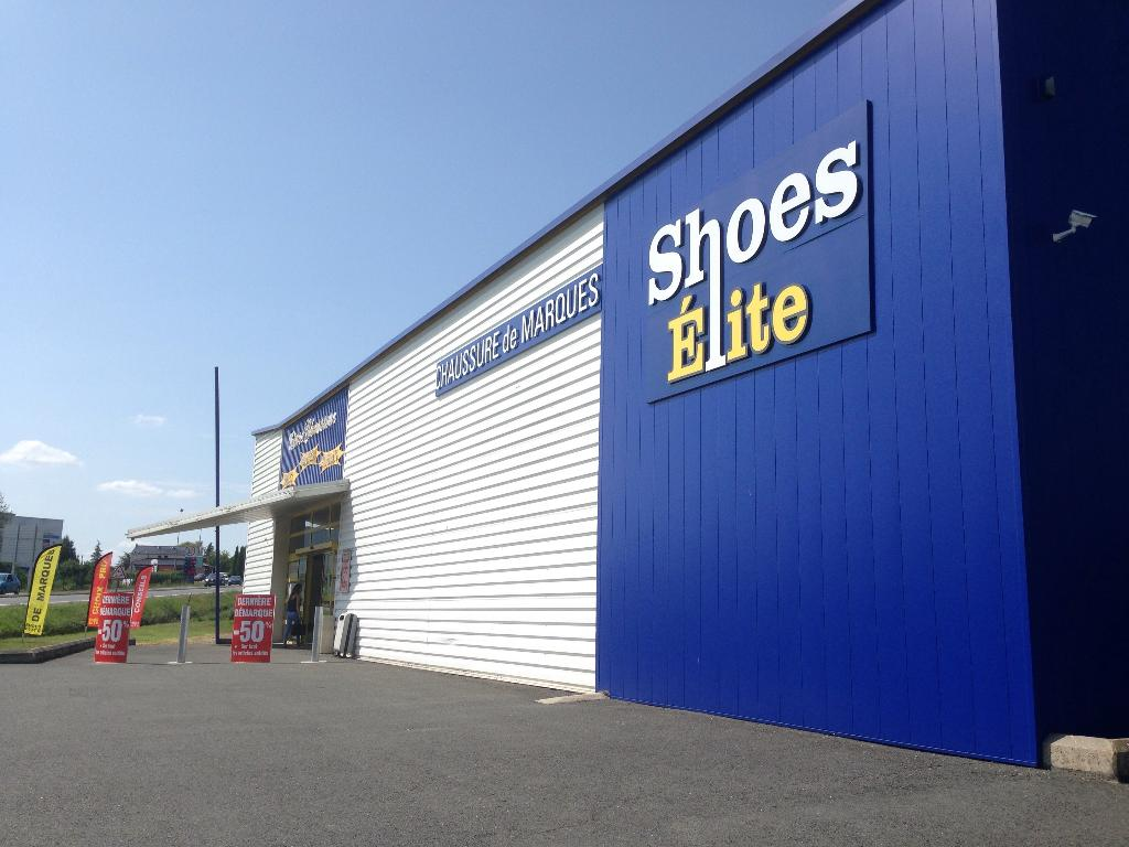 Nos magasins SHOES ELITE
