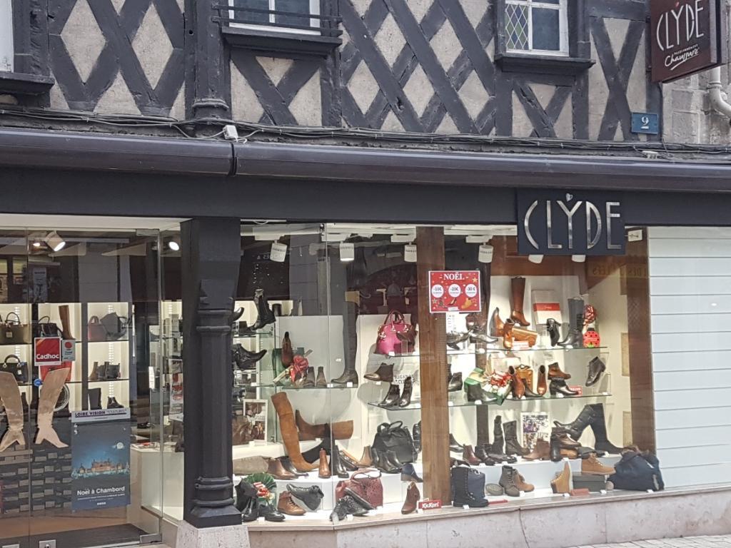 6156e0ae075597 Chaussures Clyde Blois - Magasin de chaussures (adresse, horaires, avis)