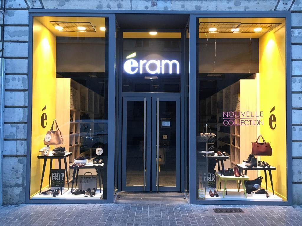 Chaussures Eram - Chaussures, 49 Grande Rue 25000 Besançon - Adresse ... d166eae338b5