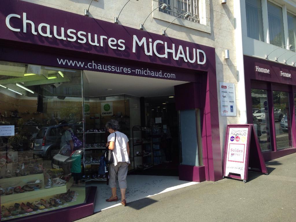 a22b31ae74d4bc Chaussures Michaud Fontenay le Comte - Magasin de chaussures (adresse, avis)