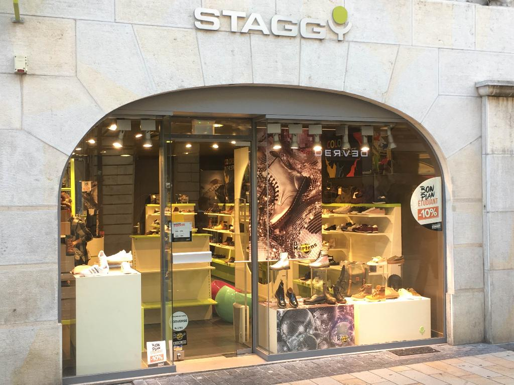 Chaussures Staggy - Chaussures, 55 Grande Rue 25000 Besançon ... a77f22dd7ca1