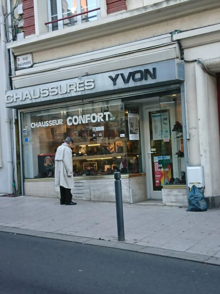 Chaussures Magasin DeadresseHoraires Angers Chaussures Yvon WEIYeD9H2