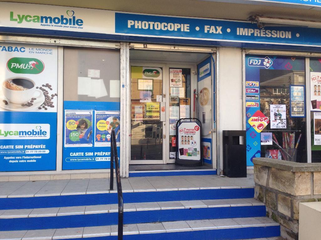 Chawah maguy bureau de tabac 60 avenue de paris 92320 ch tillon adresse horaire - Horaires bureau de tabac ...