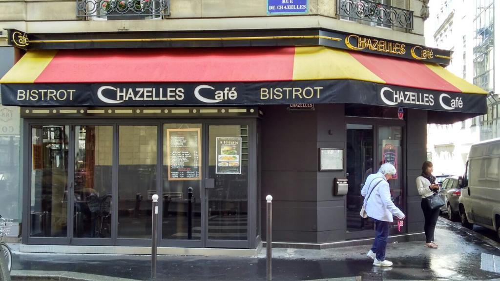 Cafe Avenue Grande Armee