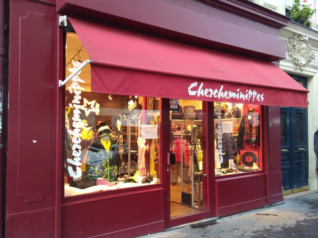 Chercheminippes d p t vente de v tements 124 rue du for Depot adresse