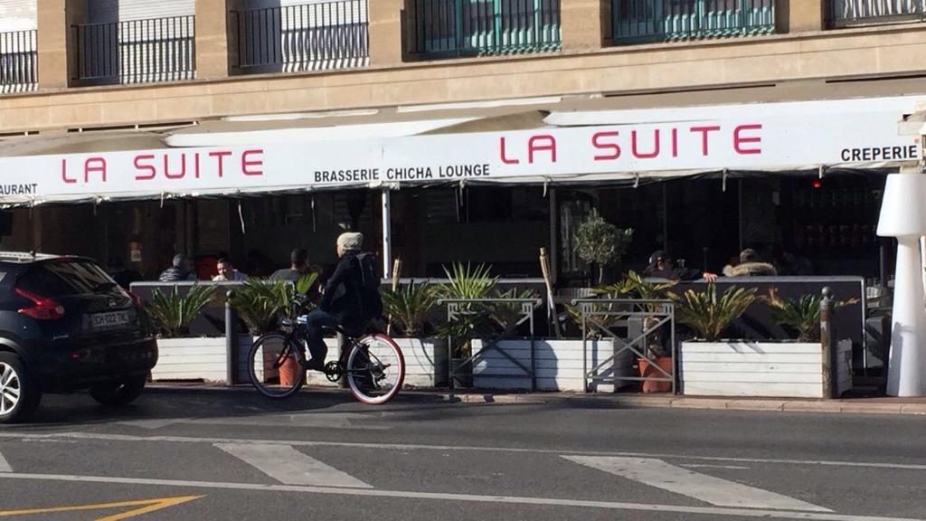 Chicha Restaurant La Suite Marseille
