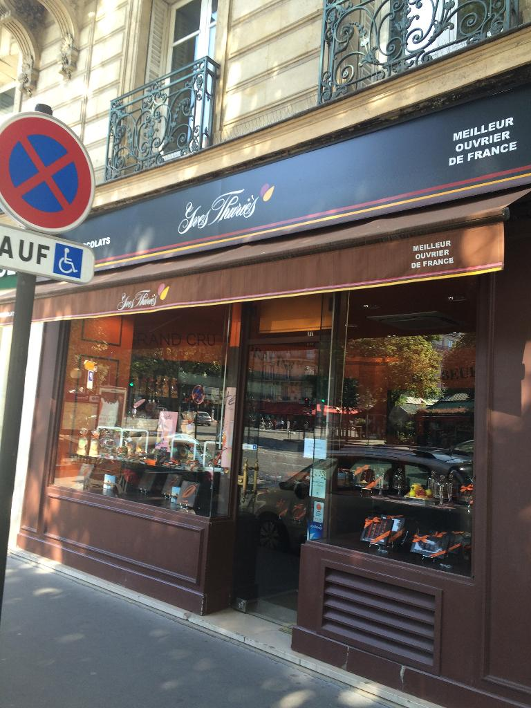 Chocolats yves thuri s chocolatier confiseur 5 place for 5 rue belidor 75017 paris