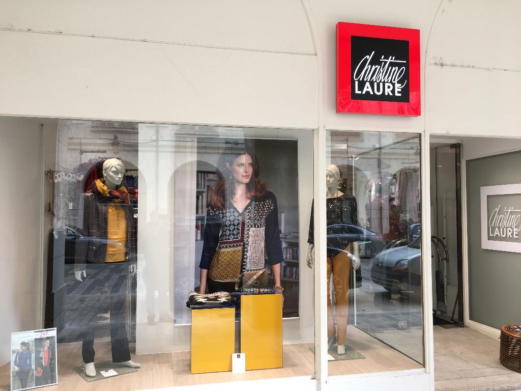 Christine Laure - Vêtements femme, 82 rue Royale 45000 Orléans ... a7573fe20a7