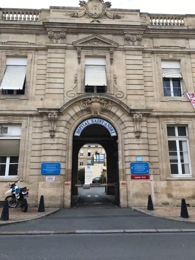 05cca10b396 CHU Hôpitaux de Bordeaux Bordeaux - Hôpital (adresse