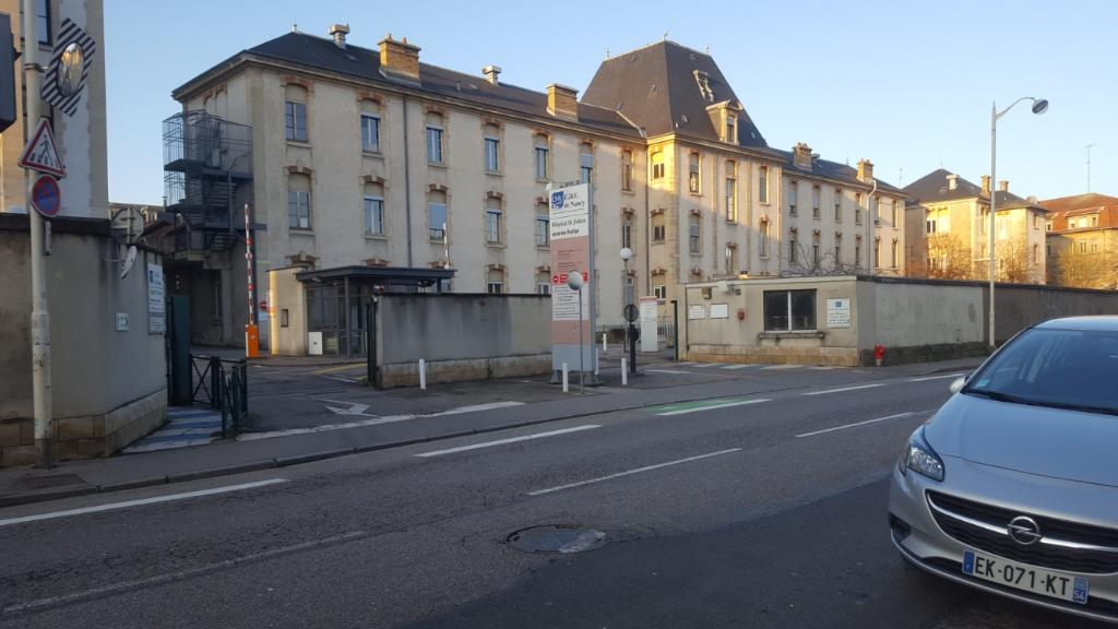 CHU Nancy - Hôpital Saint Julien