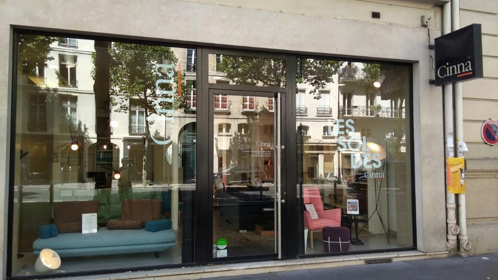 cinna magasin de meubles 189 boulevard saint germain. Black Bedroom Furniture Sets. Home Design Ideas