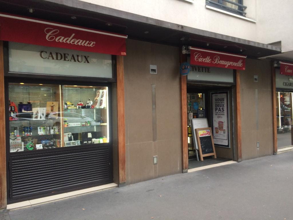 Civette beaugrenelle bureau de tabac rue linois paris