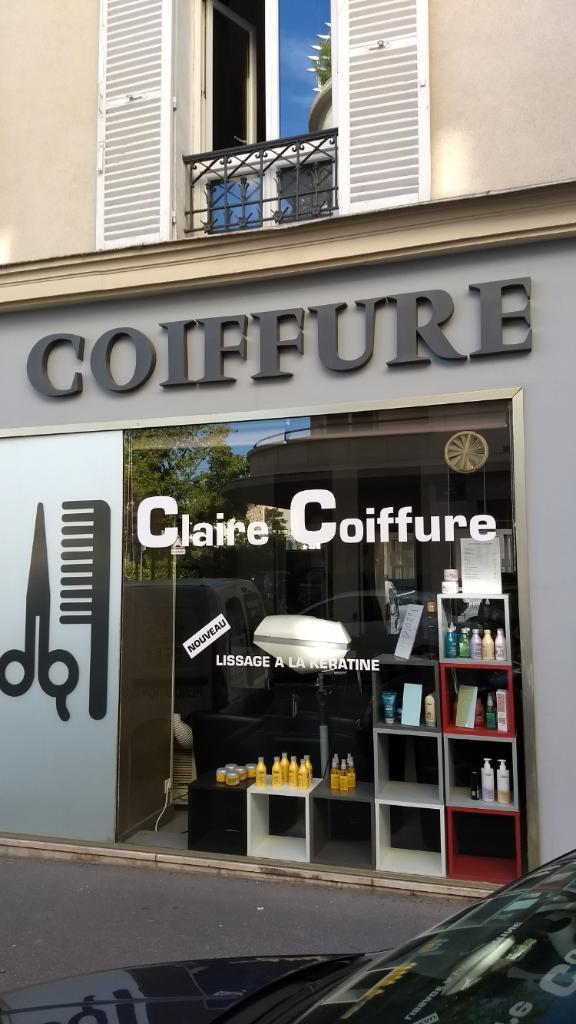 Claire coiffure coiffeur 30 rue thiers 92100 boulogne for Tchip coiffure boulogne billancourt