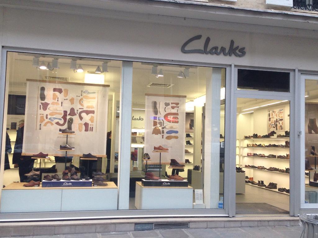 d60065fcbbde65 CLARKS Paris - Magasin de chaussures (adresse, horaires)