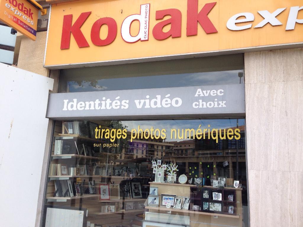 CLIC CLAC PHOTO KODAK EXPRESS Aix en Provence